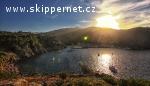 2 volná místa na katamaránu klidná přeplavba Sardin-Sicilie