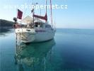 Chalkidiky na plachetnici klid, krása, romantika