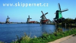 Plavba i pro děti kolem Holandska
