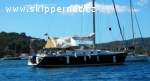 Provoz plachetnice