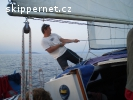 Spoluplavba po málo známých řeckých ostrovech